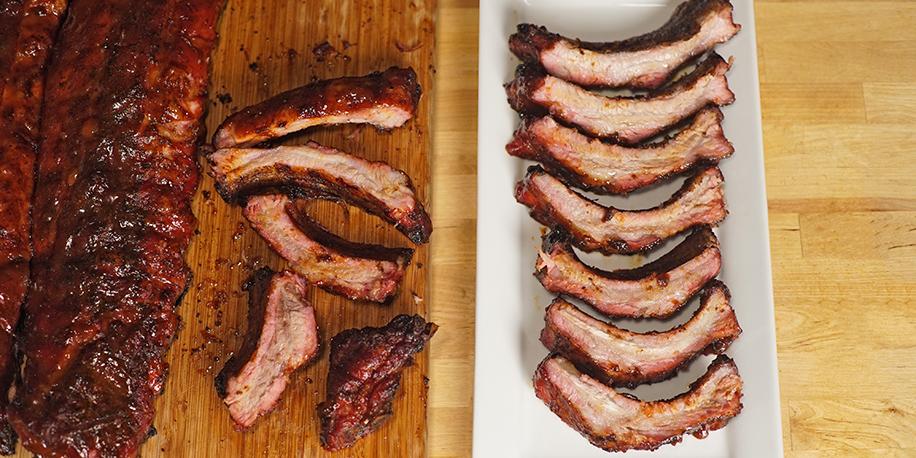 Apple BBQ Ribs Recipe