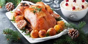 Holiday Grilled Goose Recipe