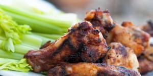 Camp Chef Smoked Buffalo Wings
