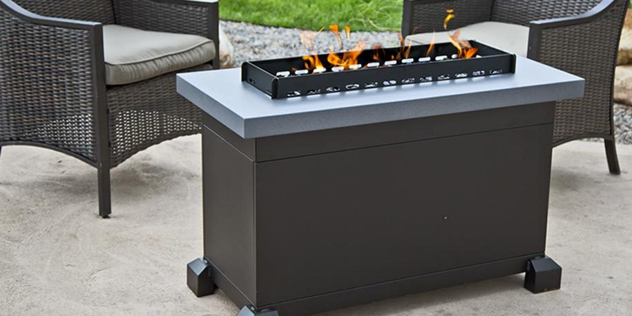 Win a Camp Chef Monterey Fire Table