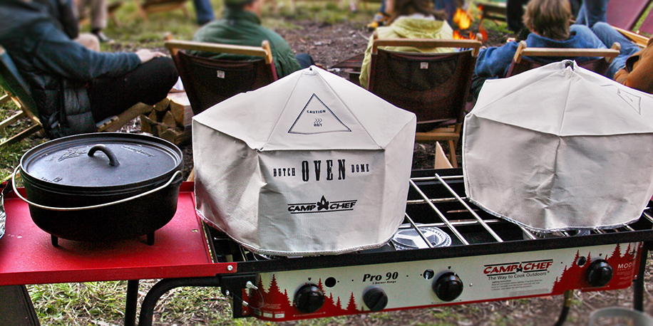 Dutch Oven Dome on Stove