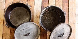 How to Clean and Maintain Your Cast Iron