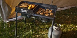 How to Clean Your Camp Stove