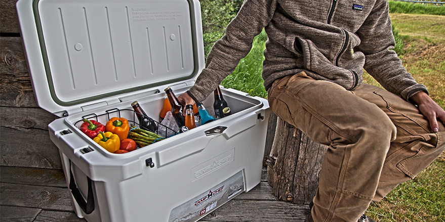Packing a Cooler