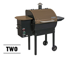 Camp Chef SmokePro DLX