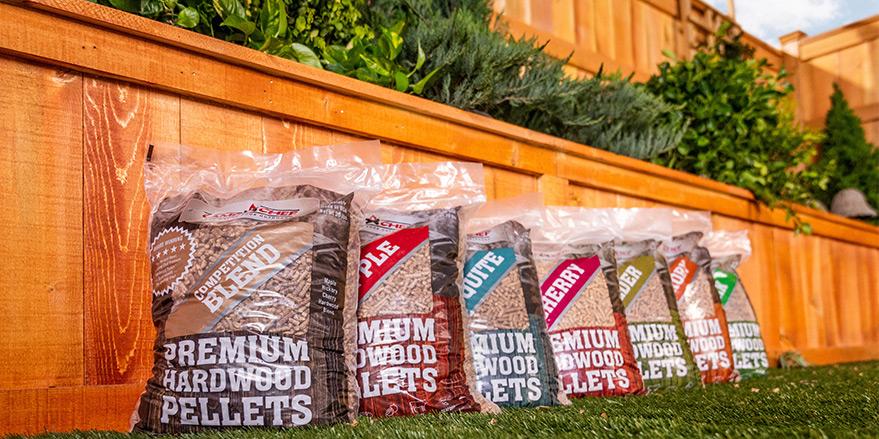 Pellet Flavors