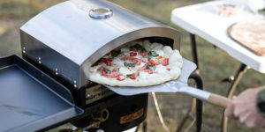 How to Cook Pizza While Camping
