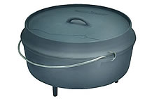 Aluminum Dutch Oven