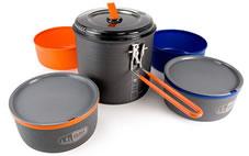 Group Camp Cookware
