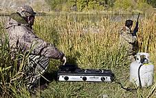 Hunting Stoves