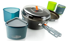Lightweight Cookware
