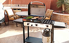 Patio Stoves & Grills