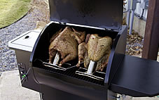 Wood Pellet Smokers