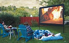 Portable Movie Screens