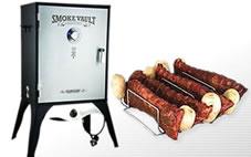 Propane Food Smokers