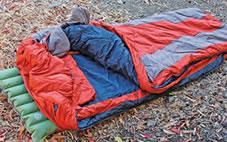 Sleeping Bags & Pads