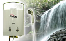 Water Heaters & Showers