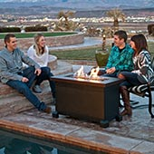 Patio Fire Tables