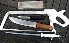 Knives & Meat Processing Supplies