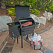 Wood Pellet Grill Combos