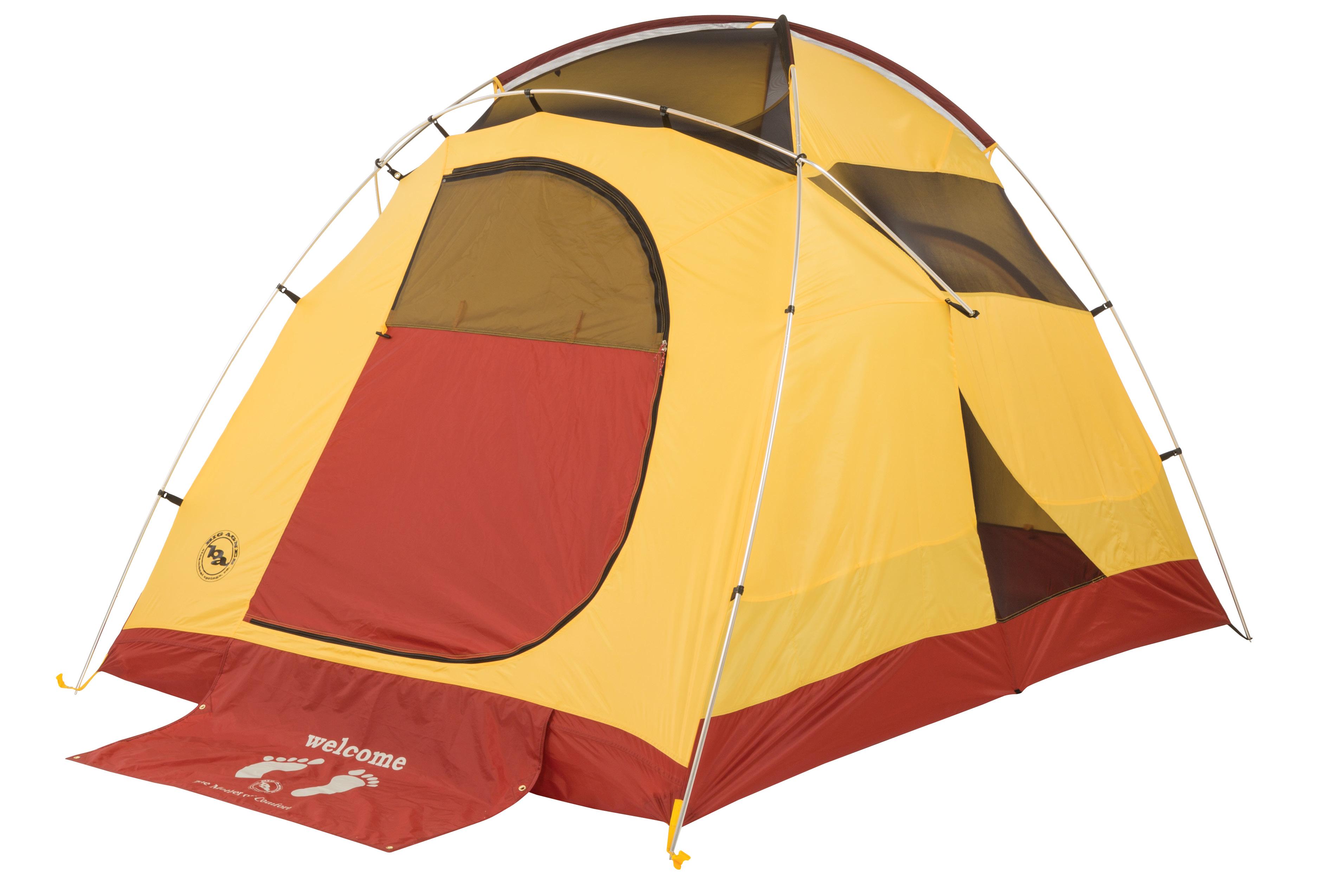 Big agnes big house 4 person tent Tent a house