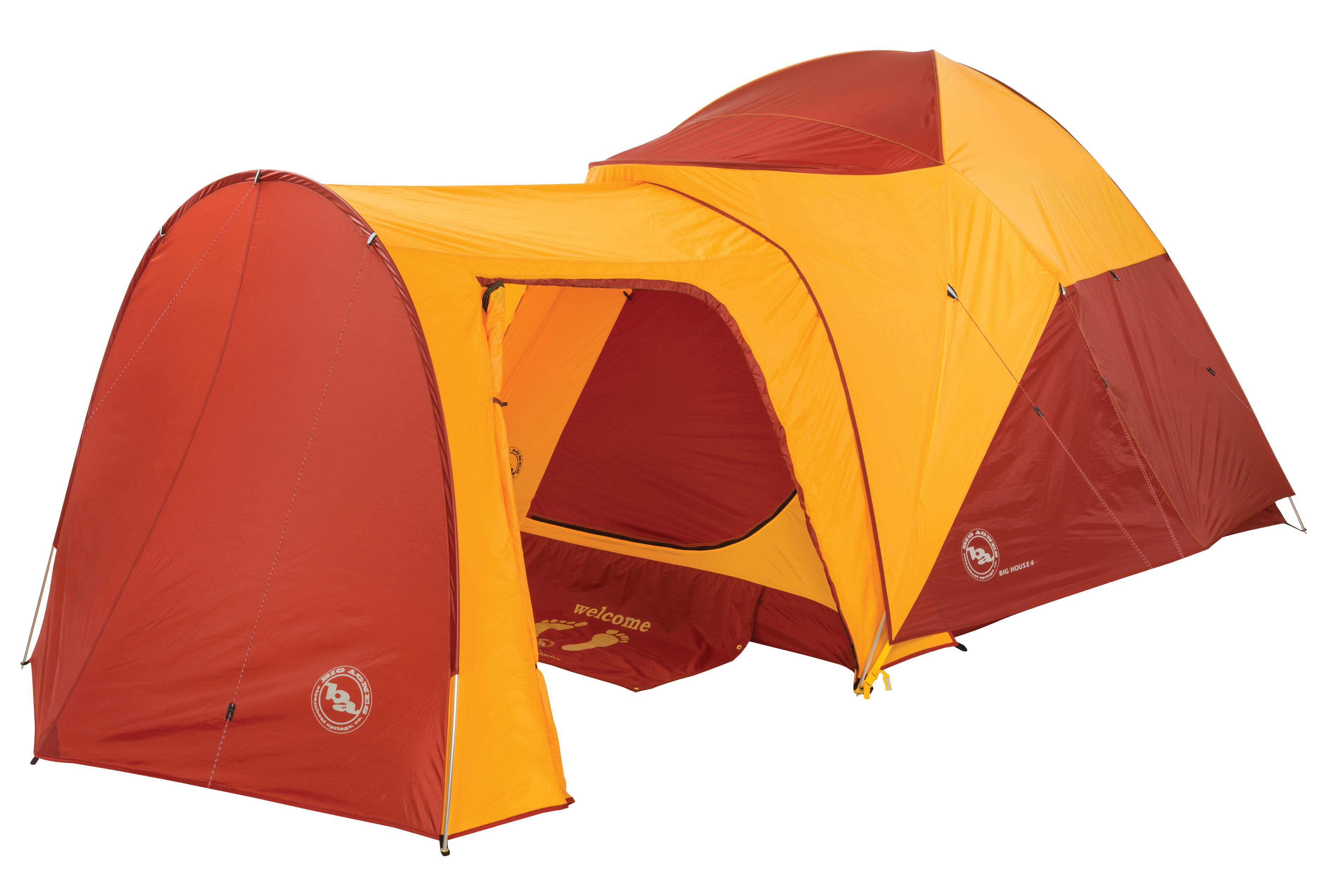 Help  sc 1 st  eBay & Big Agnes Big House 4 Person 3 Season Camping Tent TBH414 | eBay