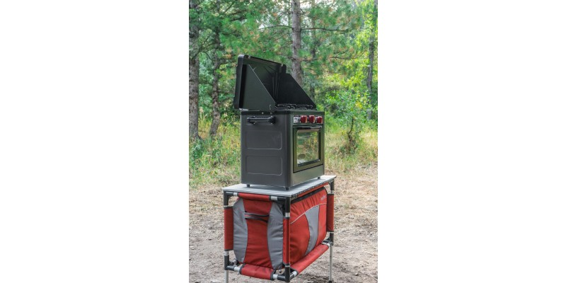 Camp Chef Sherpa Camp Table Amp Organizer