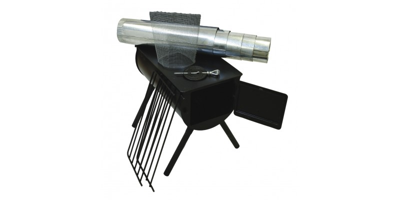 Camp Chef Cylinder Stove With Water Tank Accessory