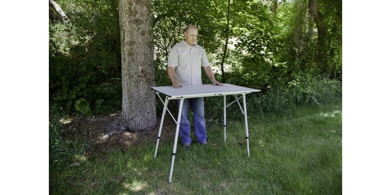 Mesa Aluminum Camp Table