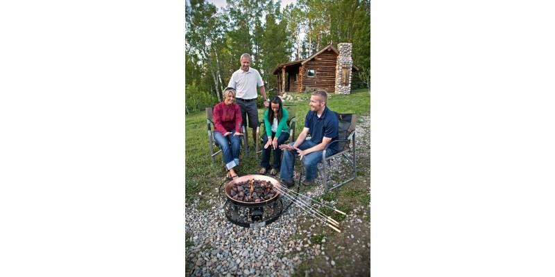 Camp Chef Del Rio Gas Fire Pit