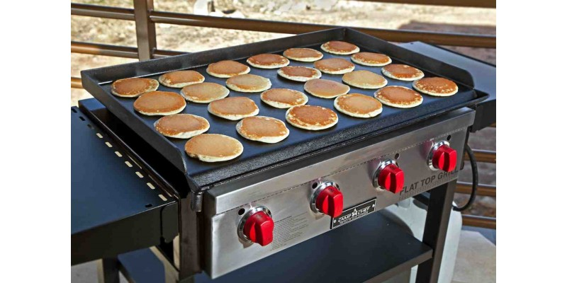 Flat Cooking Griddle ~ Flat top grill