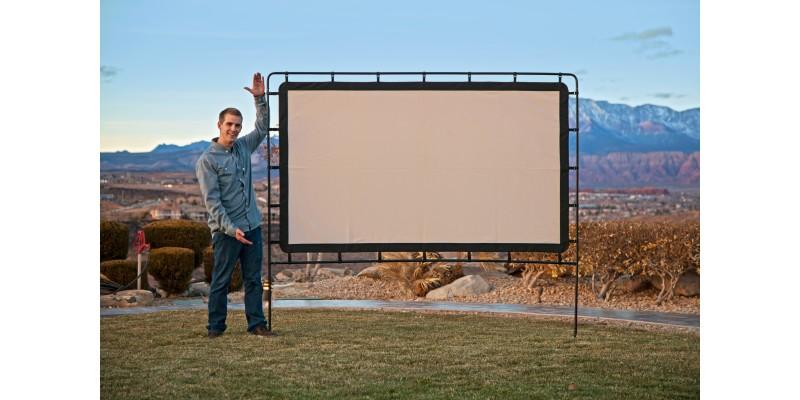 "Outdoor Entertainment Gear Outdoor Big Screen 92"" Lite ..."