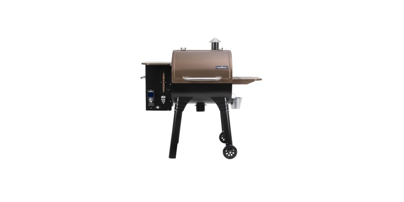 Camp Chef SmokePro SG 24 WIFI Pellet Grill - Bronze