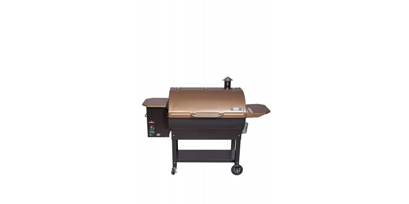 Camp Chef Smokepro Lux Pellet Grill Bronze