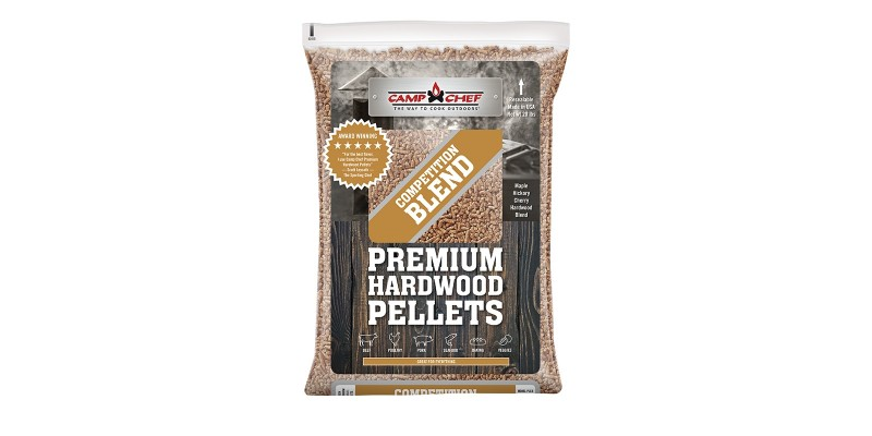 Camp Chef Competition Blend Pellets Bucket 30lbs