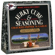 Hi Mountain Jerky Cure and Seasoning - Cracked Pepper 'N Garlic