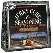Hi Mountain Jerky Cure and Seasoning - Cracked Pepper 'N Garlic