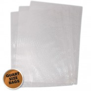 "Weston Vacuum Sealer Bags, 8"" x 12"" - 100 Count"