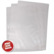 "Weston Vacuum Sealer Bags, 6"" x 10"" - 100 Count"