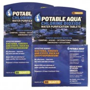 Atwater Carey Potable Aqua Chlorine Dioxide Tablets
