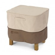 Classic Accessories Veranda Ottoman/Side Table Cover