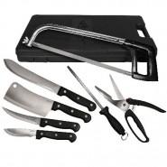Weston Game Processing Knife Set - 10 pc