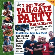 I Got Your Tailgate Party Right Here! Cookbook NFC Edition