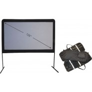Outdoor Entertainment Gear Backyard Big Screen