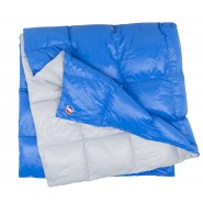 Big Agnes Down Comforter (600 down)-Blue/Gray