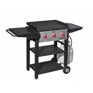 Camp Chef Flat Top Grill  //  3 Burner
