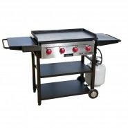 Camp Chef Flat Top Grill  //  4 Burner