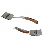 Man Law Foldable BBQ Brush