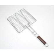 Man Law Triple Fish BBQ Basket