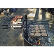 Mountain Man Over Fire Grill & Griddle